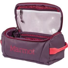 Marmot Mini Hauler Wash Bag dark purple/brick